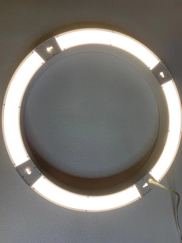Circle LED Lamp indirect light