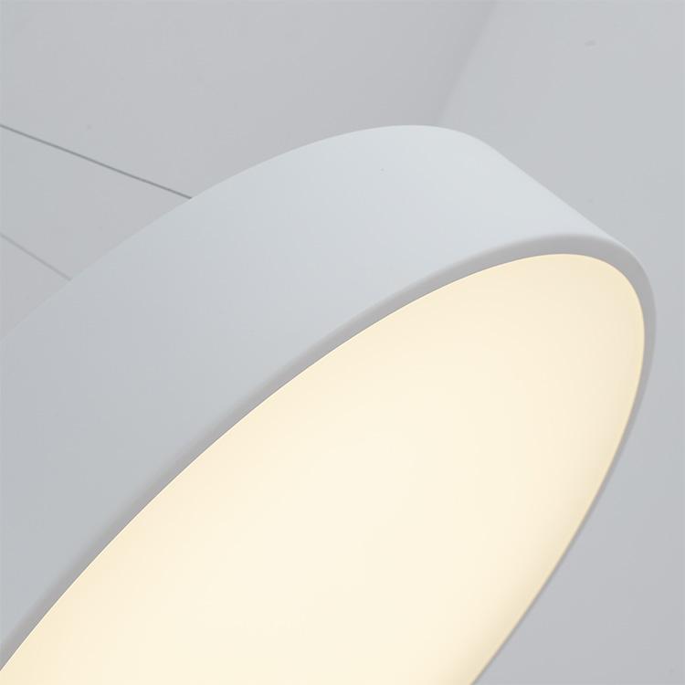 Round Hanging Light Fixture