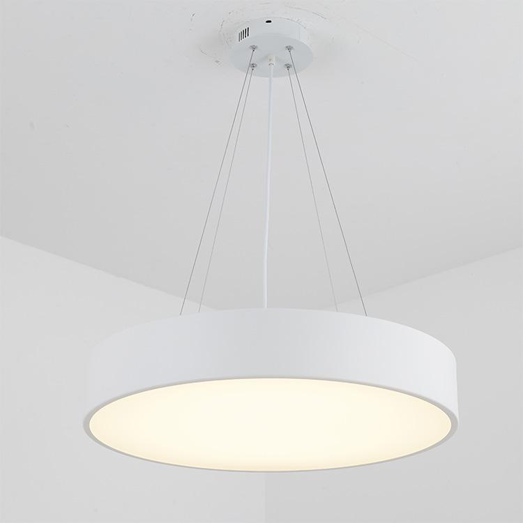 Round Pendant Light