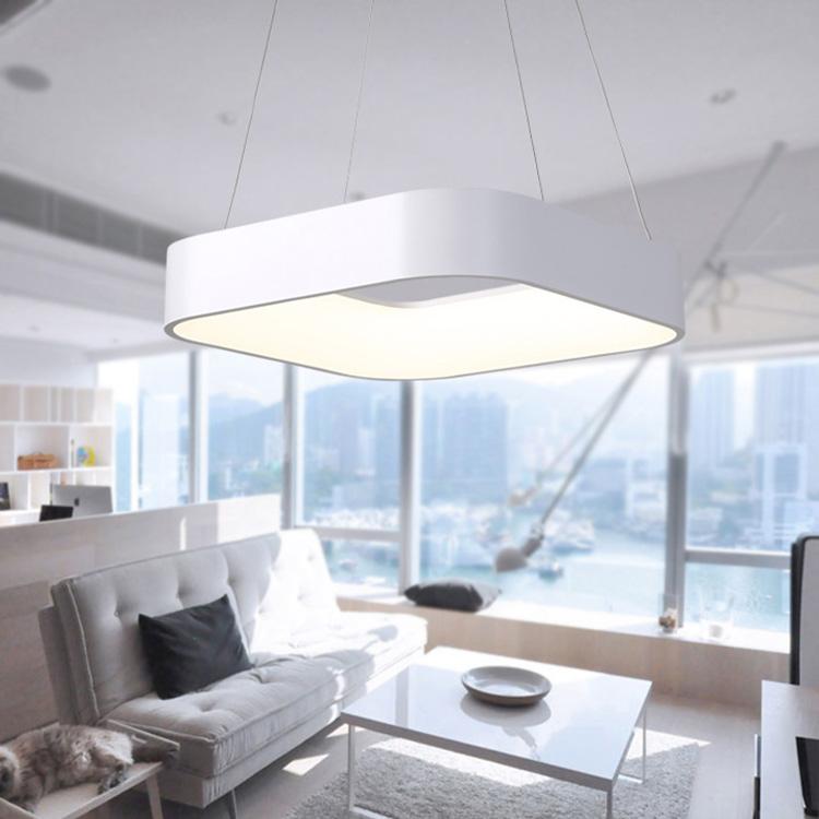 Square Pendant Lights application
