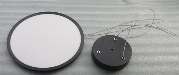 Slim LED Hanging Pendant Lights in mass production