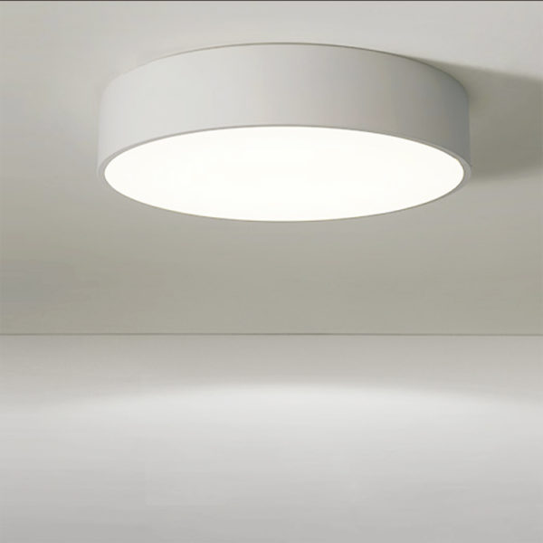 round led ceiling light