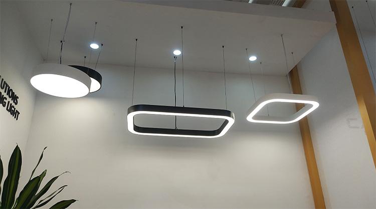 Rectangular Linear Light in London