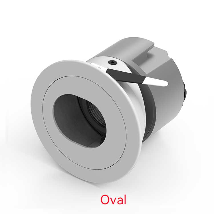 Wall Washer Downlight oval