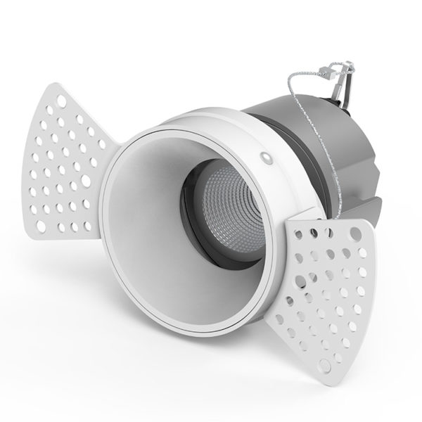 Trimless Adjustable Downlights