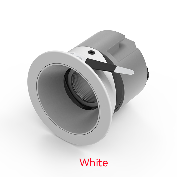 white Wall Washer Downlight