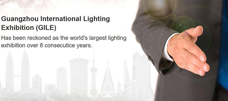 2021 Guangzhou International Lighting Exhibition date
