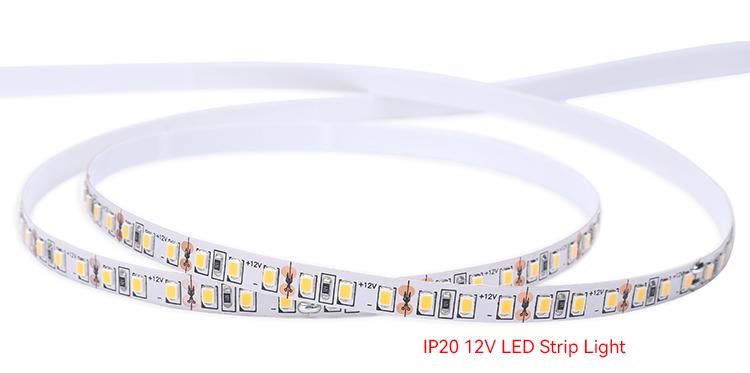 ip20 12v led strip light