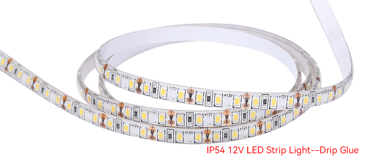 ip54 12v flexible led strip lights