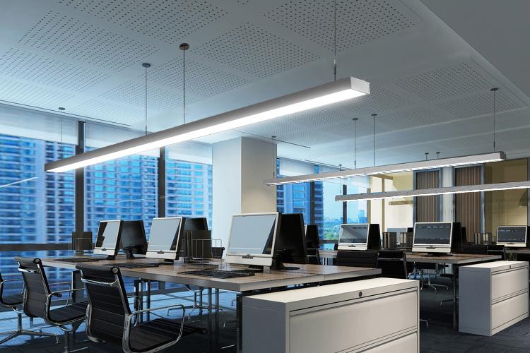 Office Lighting Renovation